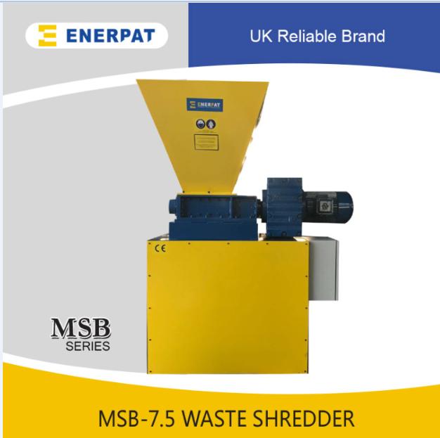 Enerpat MSB-7.5-2 Shredder