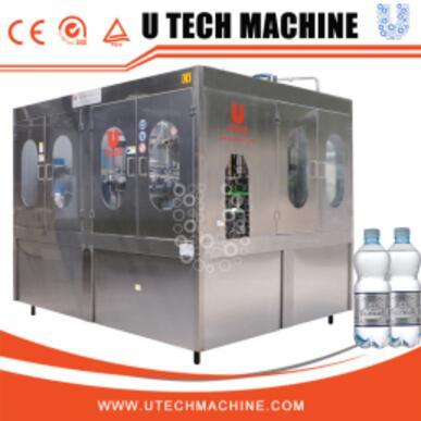 utech water bottling machine