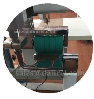 Anti-collision Strip Hot Air Welding Machine PVC