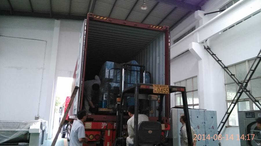 Machine-10 que se lava industrial