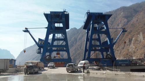 Hydro Power Station gantry crane