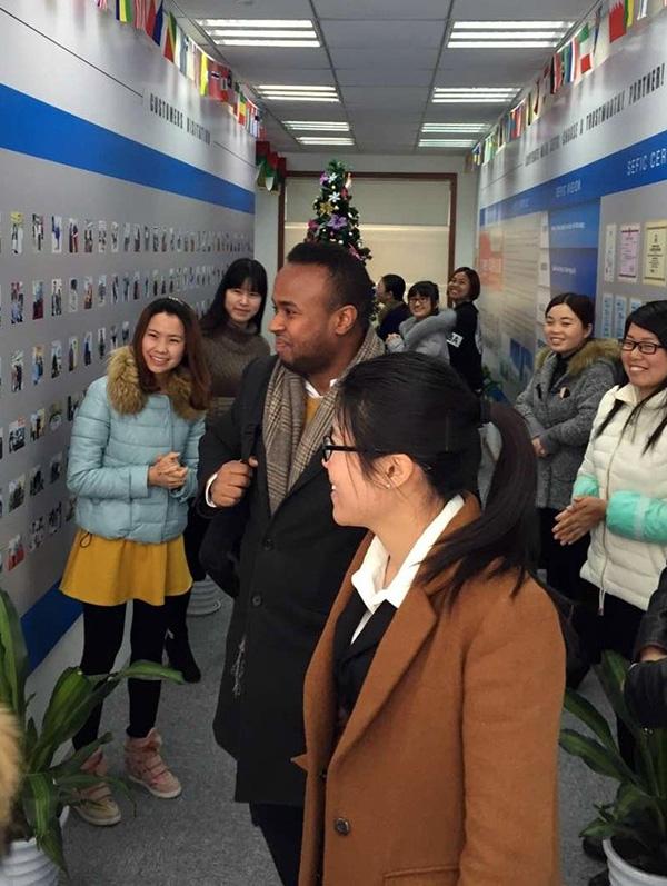 Africa client visit sefic (4)
