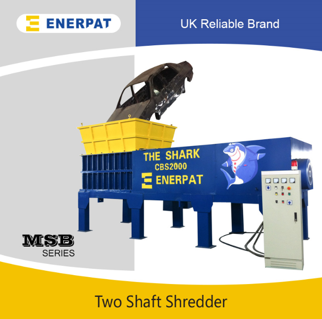 Enerpat Scarp Car Shredder
