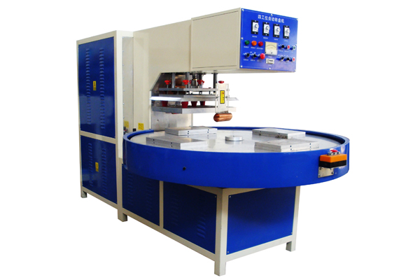 Auto 5 KW High Frequency PVC Blister Packing Machine, HF Blister Package Heat Sealing Machine