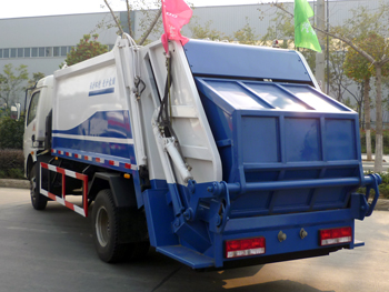 DONGFENG 6-8CBM COMPACTOR GARBAGE TRUCK 201601210129063104