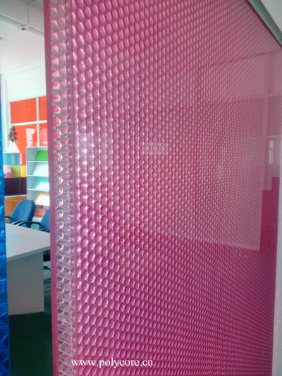 dripan act as partition panel-400