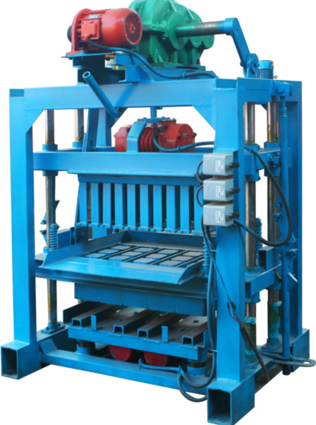 small block machine