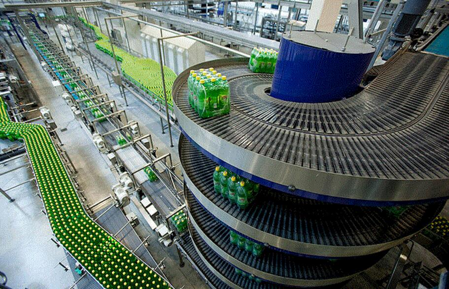 beverage manufacturing factory