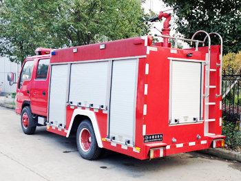 fire truck -03-ISUZU 3CBM WATER TANK FIRE