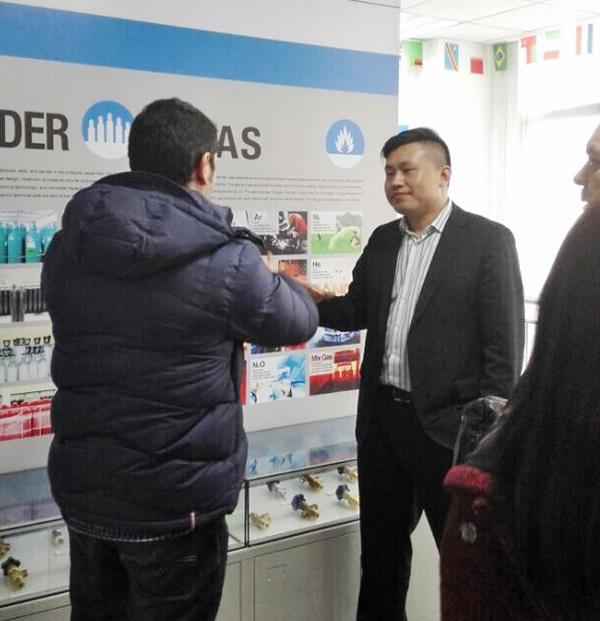 Turkey clients visit SEFIC (2)