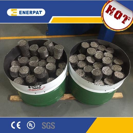 BM-160 Briquetting Press End Products