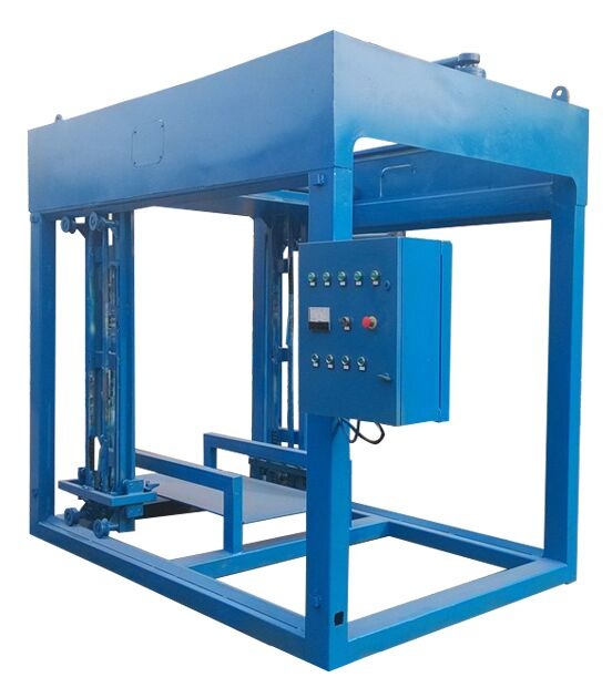 zcjk block making machine