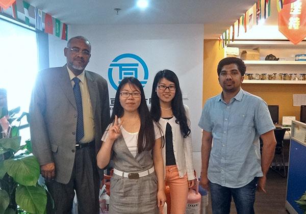 United-Arab-Emirates-clients visit SEFIC