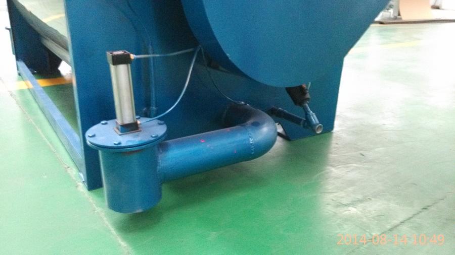 Machine-3 que se lava industrial