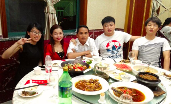 SEFIC have dinner