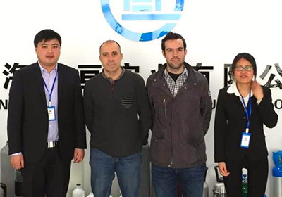 European customers visited SEFIC