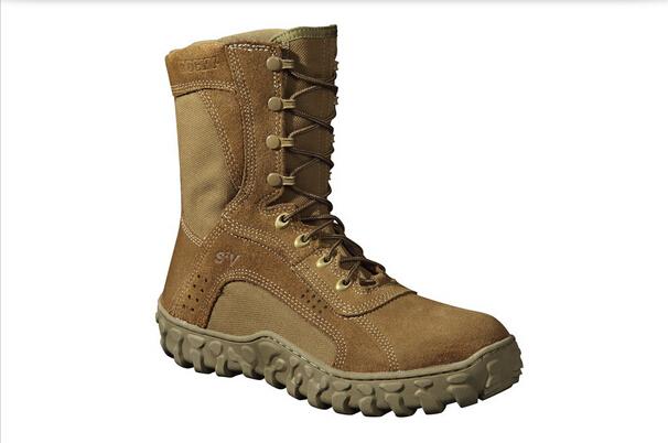123 الحذاء العسكري