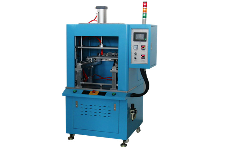 Small Vertical Type Hot Plate Welding Machine