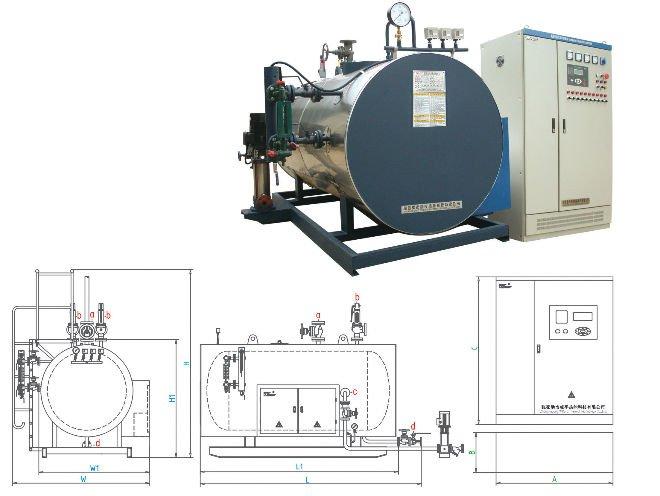 jiangsu industry steam boiler structure