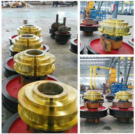 Crane wheels have been shipped to Zambia 2