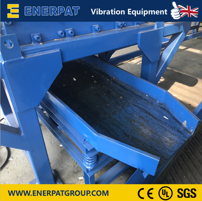 Enerpat Oil Filter Recycling Line-18
