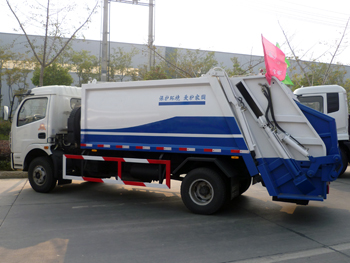 DONGFENG 6-8CBM COMPACTOR GARBAGE TRUCK 201601210128585199