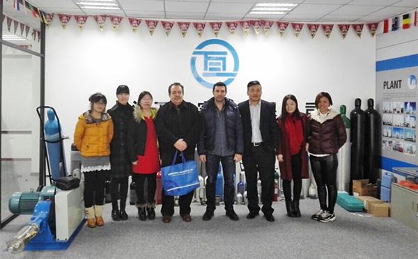 Turkey clients visit SEFIC (1)