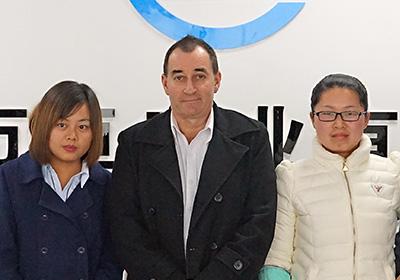 New Zealand client visit SEFIC (2)