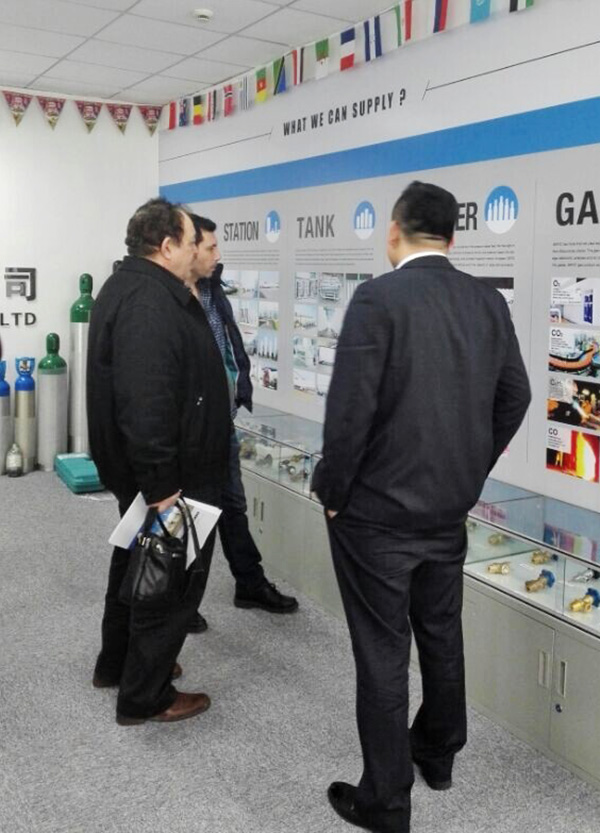 Turkey clients visit SEFIC (3)