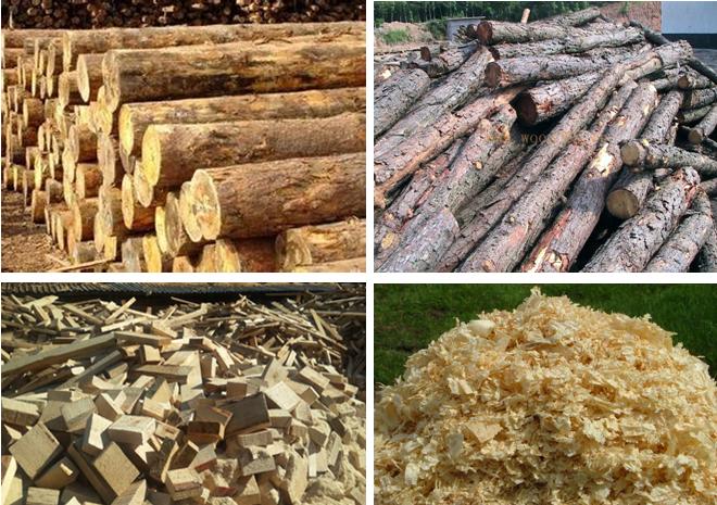Economic Wood Shaving Line for Horse Bedding