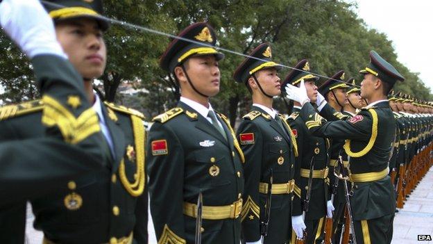 استعراض عسكري