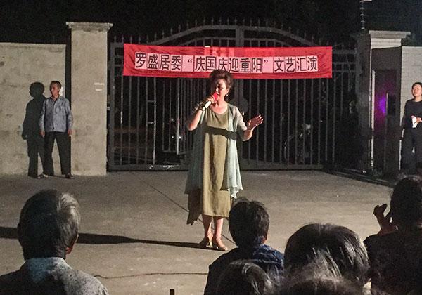 Luo Sheng Juwei held National Day, Qing Chung Yeung art show (1)
