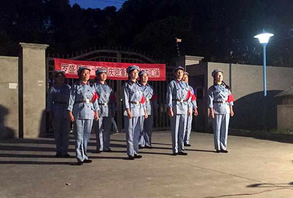 Luo Sheng Juwei held National Day, Qing Chung Yeung art show (2)