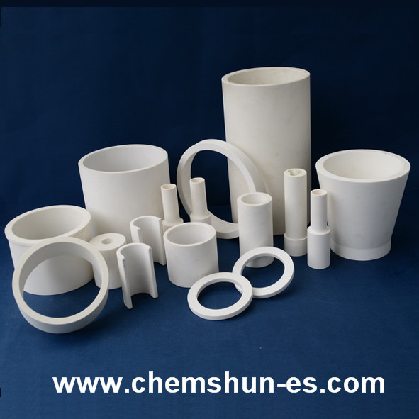 Chemshun wear resistant pipe liner