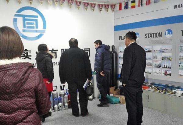 Turkey clients visit SEFIC (4)