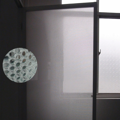 PC honeycomb composite panel in door