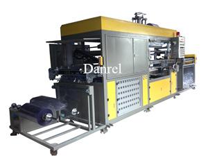DR-71 H Vacuum forming machine