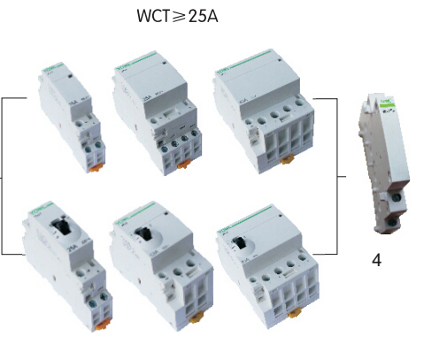 China 2nc 16a 2p wct modular types of contactor modular types of qq20160801171825 asfbconference2016 Image collections