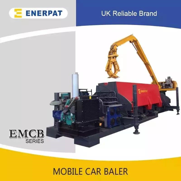 Enerpat Mobile Car Baler