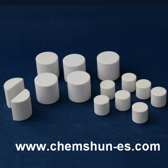 columna de cerámica de porcelana